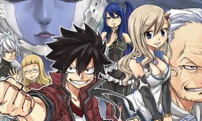 Foi anunciada a data de lançamento de Edens Zero, do criador de Fairy Tail, atráves de um postêr promocional.