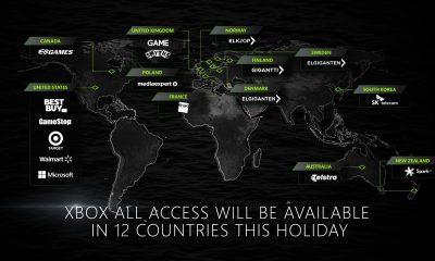 Um rumor surge por conta da página do Xbox Brasil. Ao realizar a pesquisa sobre Xbox All Access, é possível ver um link para o site.