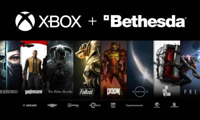 A aquisição da Bethesda pela Microsoft significa que a marca agora detém a propriedade de algumas das maiores franquias de jogos do mundo.