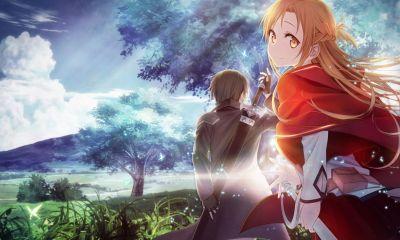 Foi descoberto por usuários de um blog japonês a adição de um domínio na internet para um novo projeto de Sword Art Online.