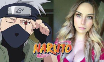 Uma cosplayer popular chamada Nicole Winters trouxe Kakashi, um dos personagens mais famosos de Naruto, à vida com um toque feminino.