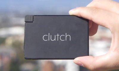 Se o Clutch V2 é ou não o carregador portátil mais fino do mundo pode ser discutido, mas não importa o que você acha, ele é minúsculo.