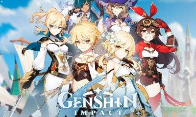 Genshin Impact ganhará atualições, e a desenvolvedora MiHoYo já lançou um roteiro dessa atualizações que se estende até fevereiro de 2021.