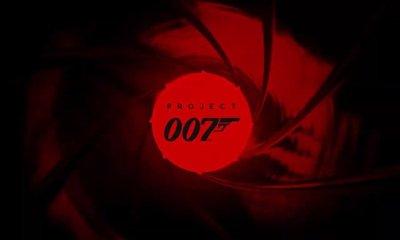 """A IO Interactive, o estúdio responsável pela franquia Hitman, acaba de anunciar seu último e mais novo jogo - o """"Projeto 007""""."""