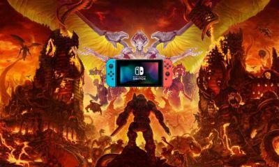 A Bethesda anunciou Doom Eternal para Switch ao revelar o jogo em 2018, mas não havíamos visto nenhuma notícia desde o lançamento.