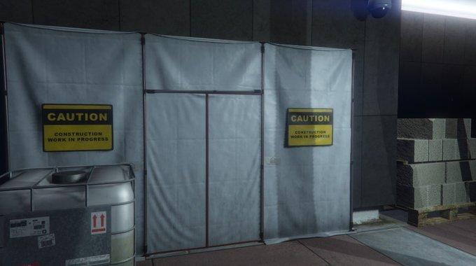 A Rockstar Games colocou um pequeno estaleiro de obras no cassino como teaser para a nova DLC de GTA Online.