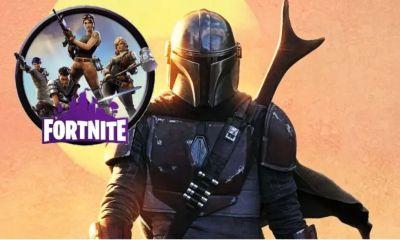 A 5° temporada de Fortnite pode estrear em 2 de dezembro, e agora vazou o tema do logotipo oficial desta nova fase, sendo The Mandalorian.