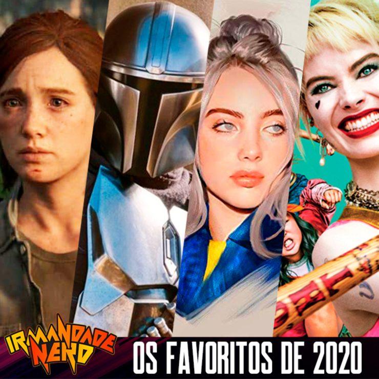 Favoritos de 2020: jogos, filmes, séries e músicas que curtimos no ano da pandemia   IN #47