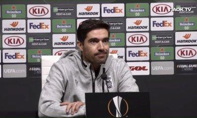 Abel Ferreira é o novo treinador do Palmeiras, anunciado pelo clube a 30 de Outubro nas redes sociais, sucede a Vanderlei Luxemburgo.