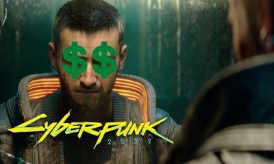 Cyberpunk 2077 foi lançado há apenas alguns dias, mas o jogo já rendeu à CD Projekt Red todas as suas despesas de produção.