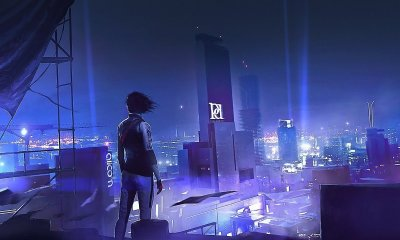 """O youtuber conhecido como """"V"""", relançou alguns fragmentos deletados de gameplay de Mirror's Edge 2, a sequência """"oficial"""" cancelada."""