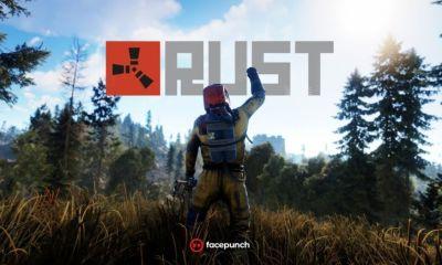 Depois de ser adiada para 2021, não havia nenhuma pista de quando a versão de Rust para PS4 e Xbox One chegaria, isso até agora.