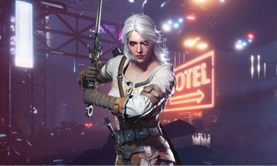 Cyberpunk 2077 pode estar escondendo outra referência a The Witcher, desta vez com Ciri uma andorinha e o futuro da franquia.