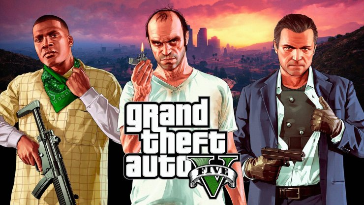 GTA 5 (Grand Theft Auto V) vai ser lançado para PlayStation 4 e Xbox Series a 11 de novembro.