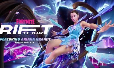 O show da Ariana Grande está sendo muito esperado pelos fãs do Fortnite Battle Royale e também pelos fãs da cantora Pop Americana.