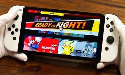 O primeiro unboxing do Nintendo Switch OLED, surgiu do popular criador de conteúdo Hikaru Kaihatsu, que publicou um vídeo de 16 minutos.