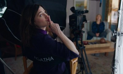 Atriz que interpretou Agatha Harkness em WandaVision, conseguiu conquistar os fãs, entretanto, foi diferente com seus filhos. Entenda!