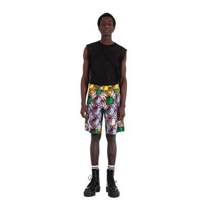 multi-color Short VDKT04