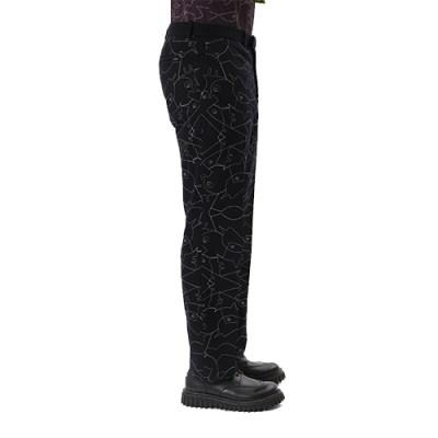 Pieto Classic Trousers PA006