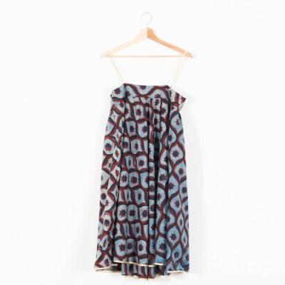 Vestito spalline 013R