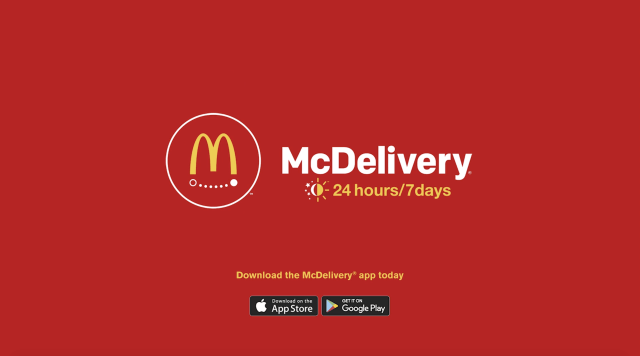 McDelivery® – World Cup 2018