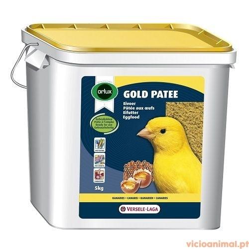 Orlux Gold Patte Canários