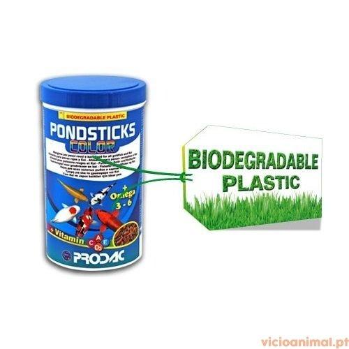 Prodac Pond Sticks Color