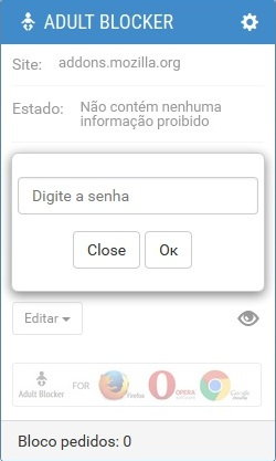 bloquear magens do google