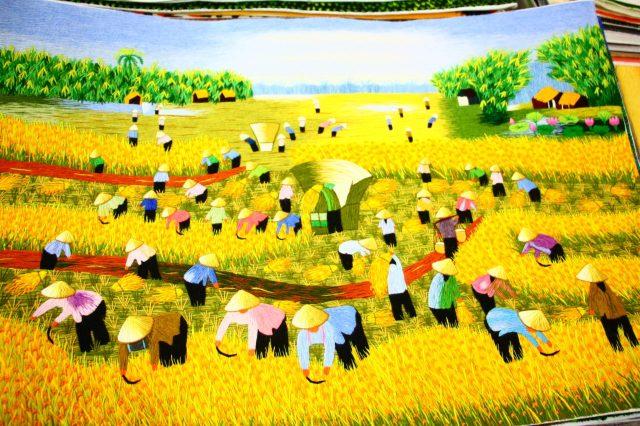 Artesanato Vietnamita