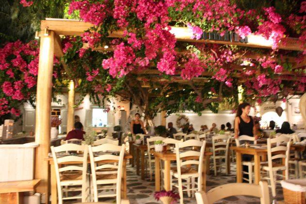 Centrinho de Mykonos, Grécia