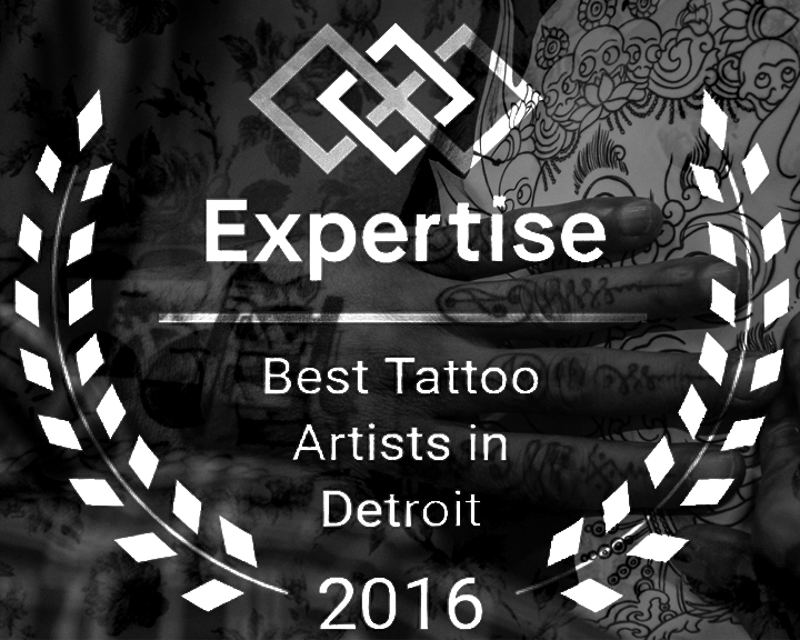 2016 Best Tattoo Shop in Detroit