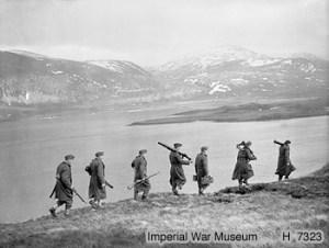 Home Guard - Scotland, 1941