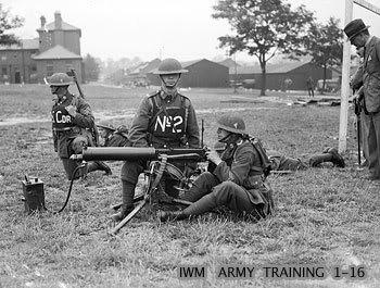 2nd Bn, Middlesex Regiment - Great Britain, 1938