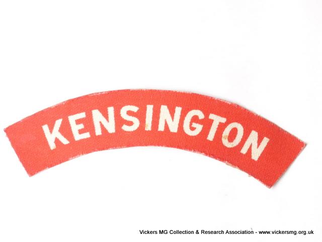 Shoulder-Kensington