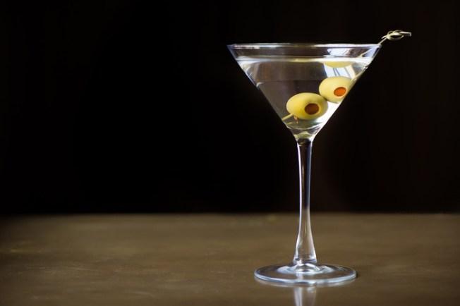 Vickers martini