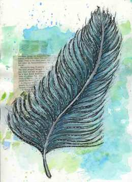 The Feather vicki-robinson.com