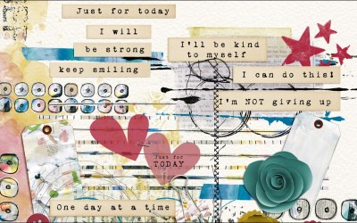 New Release: Just for Today
