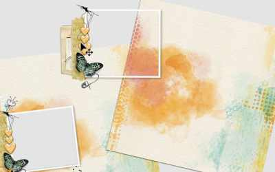Using Quick Pages for Digital Scrapbooking