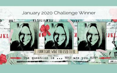 January 2020 Challenge Winner