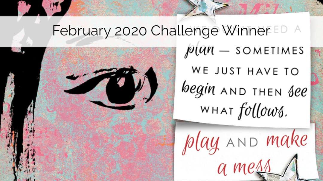 February 2020 Challenge Winner