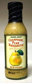 Champagne Pear Vinaigrette