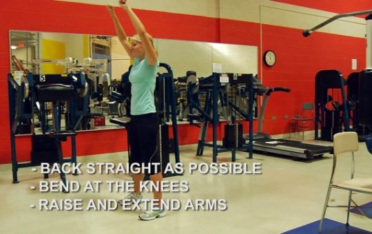 Parkinson's Disease: Strength exercises
