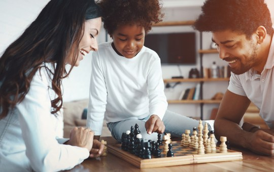 CHESS, a good way for youth to learn about life-with Coach Jeff