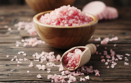 Salt Therapy? Healing powers of the Himalayan Sea Salt..with Dr. Tonia Farmer MD