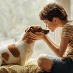 Pet Dogs Help Kids Develop Better Social and Emotional Behaviors, New Study Finds