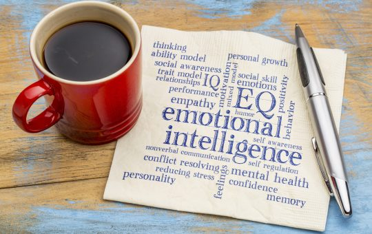 What is Emotional Intelligence?    with Kelley Ashby