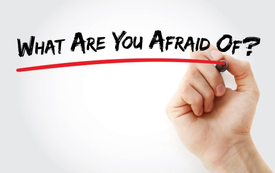 #211. Overcoming & Conquering our fears     with Tameka Ellington,PhD