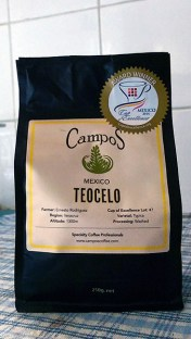 Campos Coffee: Teocelo