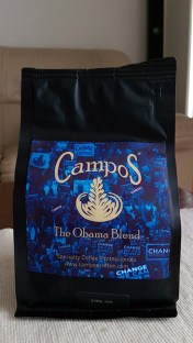 Campos Coffee: Obama Blend