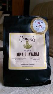 Campos Coffee: Loma Guayabal